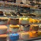 Galaxy Caramel Cheesecake