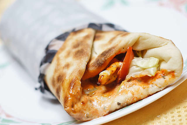 Chicken Kebab Wrap Spennymoor Pizza Delivery Take Away Desserts Just Eat Burgers Kebab
